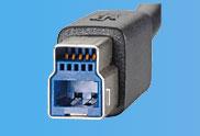 USB 3.0 Stecker B