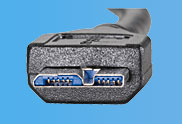 USB 3.0 Stecker Micro B