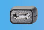 USB 2.0 Buchse Micro-B