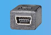 USB 2.0 Buchse Mini-B