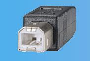 USB 2.0 Stecker B